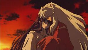 Inuyasha and Kikyou (1)