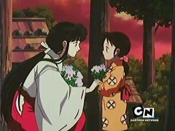 Kikyo y Sayo hermanas