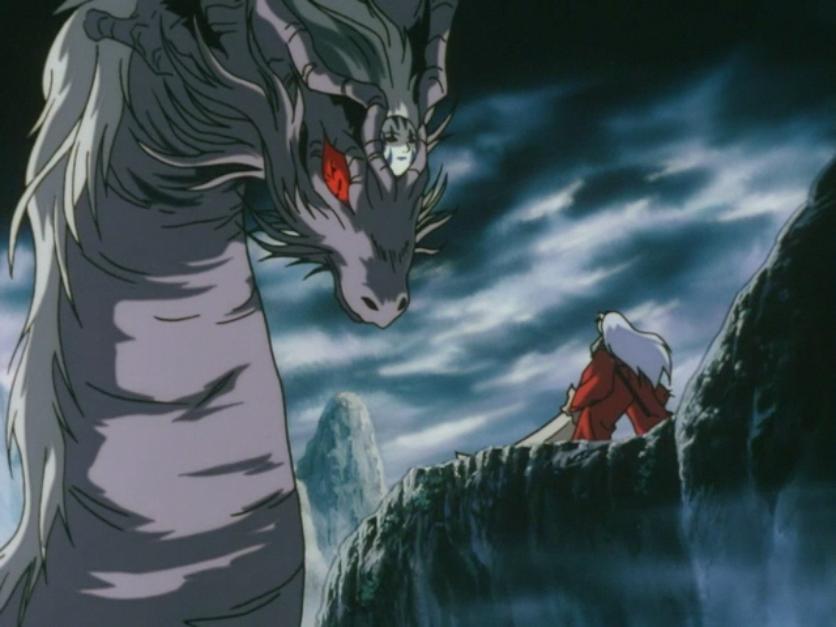 Image result for inuyasha vs demons