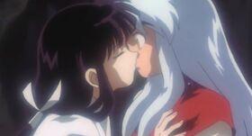 Kikyo e Inuyasha pelicula 1