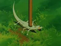 Lizard yokai tf