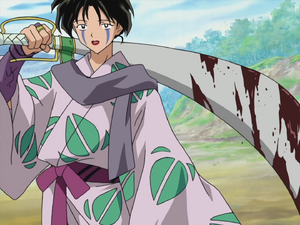 Jakotsu Sword