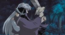 La copia de Kikyo e Inu-peli 4
