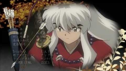 "TV Version Inuyasha 'The Final Act' Ending ""With You"" By AAA"