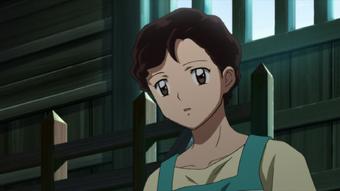 Ms. Higurashi | InuYasha | Fandom