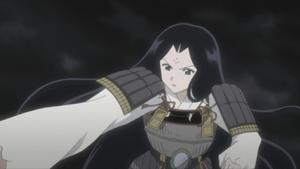 InuYasha Final Act Midoriko Profile Pic