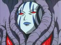 Ryukotsusei's face