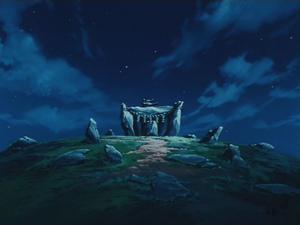 Tōga's stone tomb