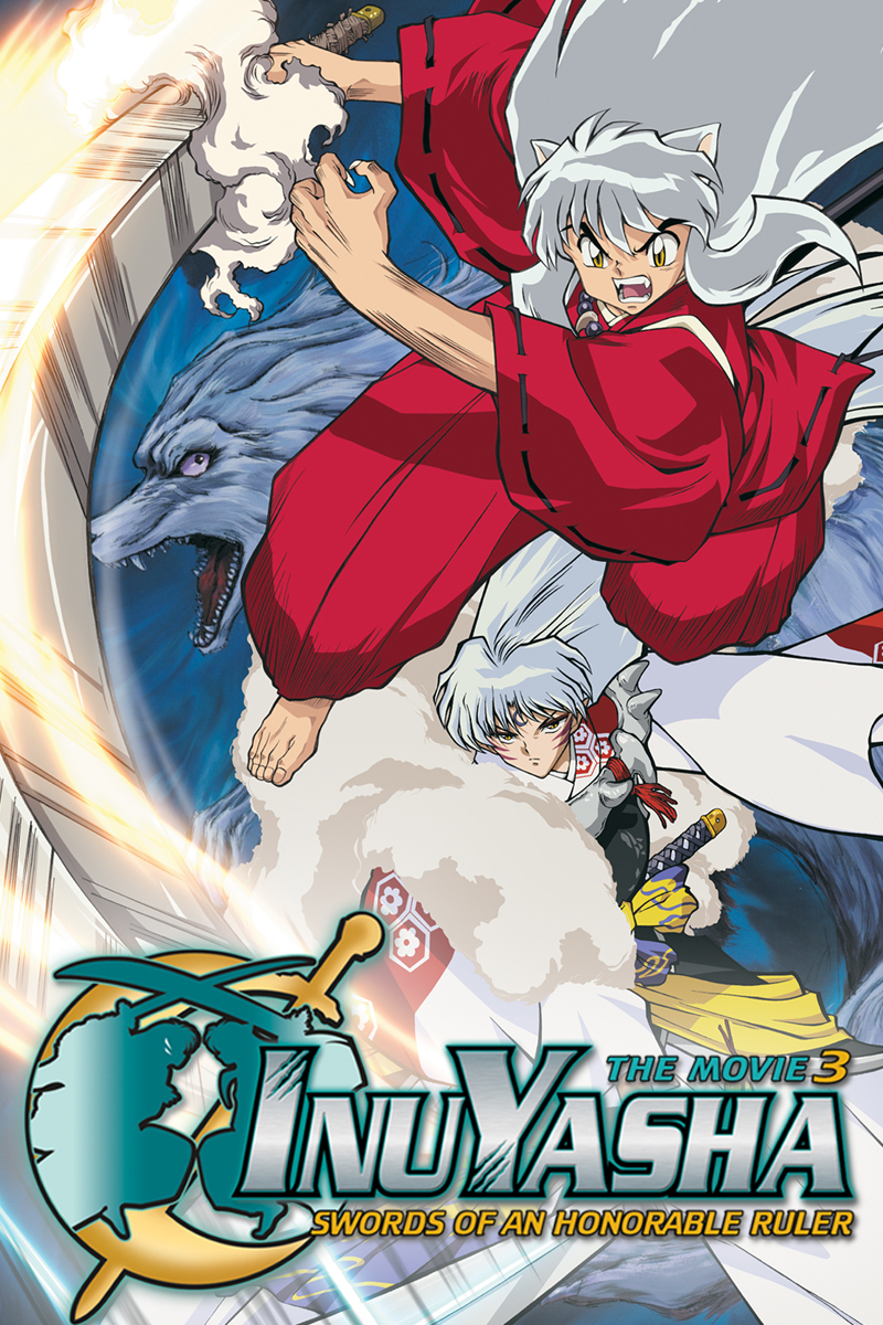Inuyasha The Movie 3 Swords Of An Honorable Ruler