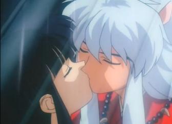 Kikyo e Inusyah sueño