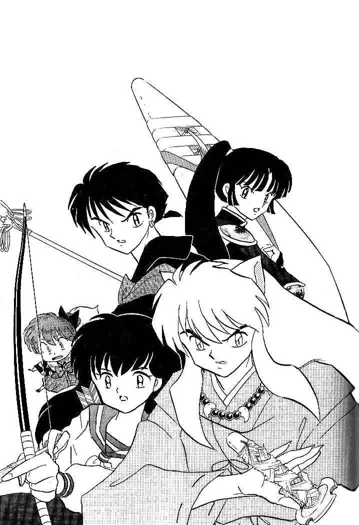 Inuyasha episode 94 summary of the book