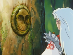 Bokuseno speaks with Sesshomaru 2