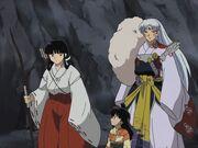 Relationship Kikyo and Sesshomaru