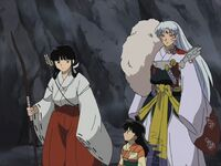 Relationship Kikyo and Sesshomaru