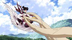 Kagura's demise
