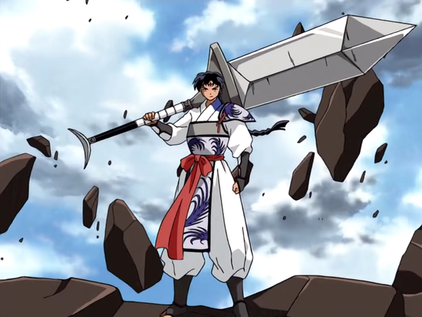 Banryu Inuyasha Fandom Powered By Wikia