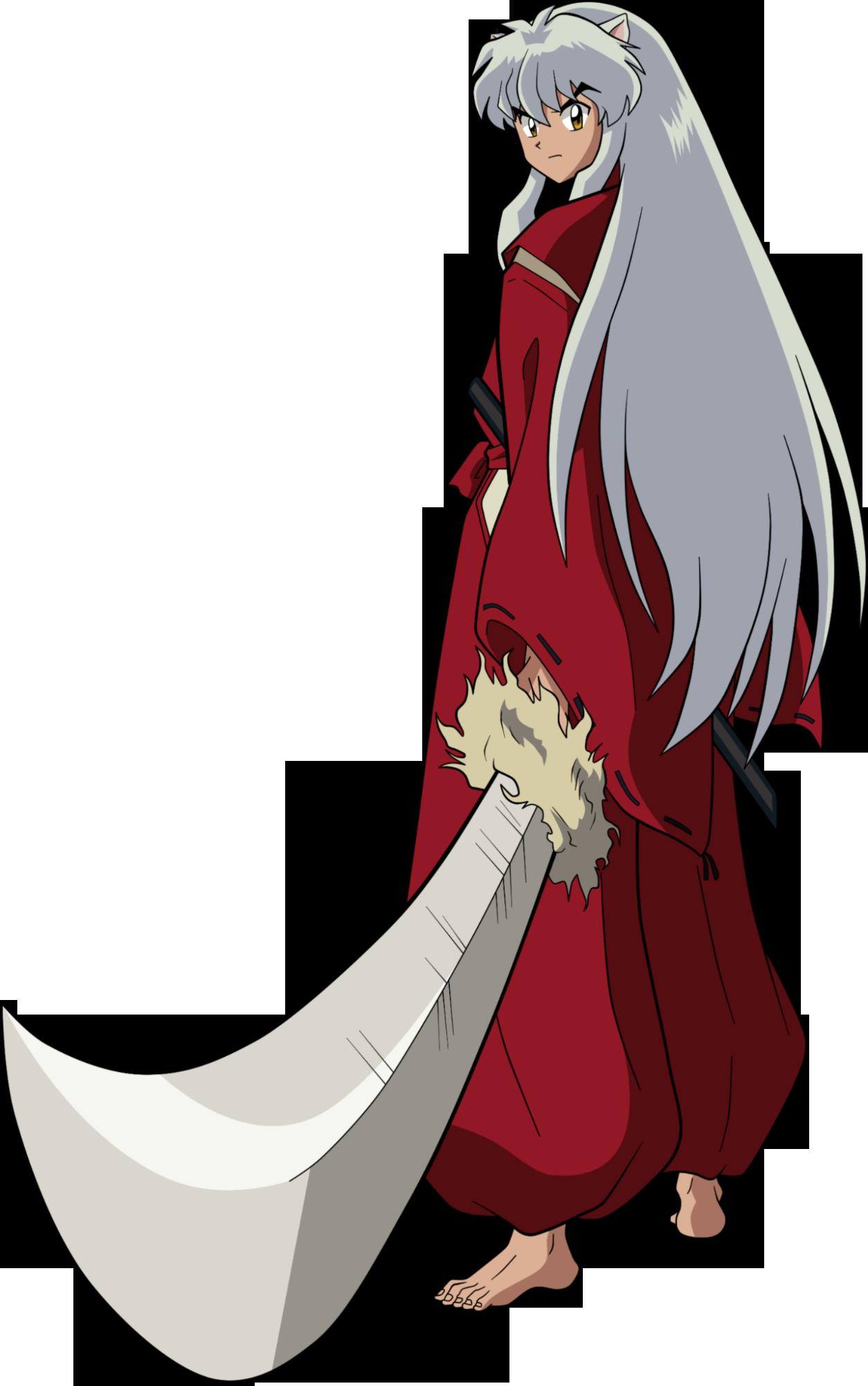 Inuyasha Personaje Inuyasha Wiki Fandom Powered By Wikia