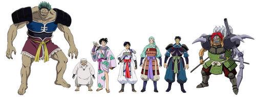Los Siete Guerreros