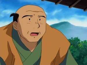 Shima's father