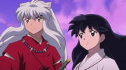 InuYasha Final Act Inuyasha and Kagome Towards Tomorrow
