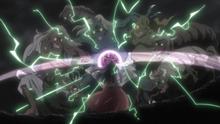 Midoriko's Swordsmanship