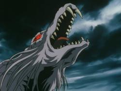 Ryukotsusei roars