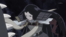 Midoriko's Death