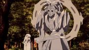 Mirror demon and Kanna