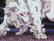Sesshomaru demon form