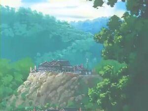 Castle of Princess Tsuyu