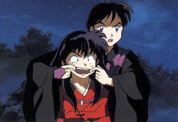 Miroku and Inuyasha