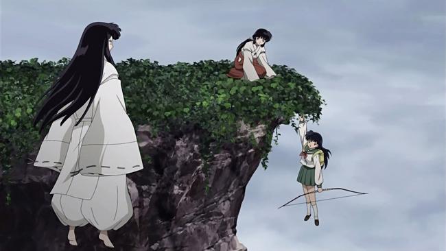 Kagome trong thử thách tại núi Azusa