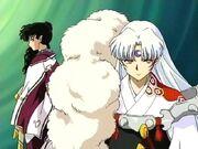 Relationship Sesshomaru and Kagura