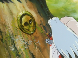 Bokuseno speaks with Sesshomaru 1