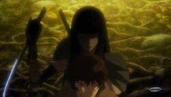 Kuromitsu possessed