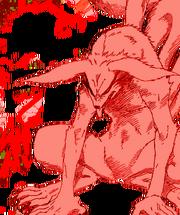 Nine-tails-fox-demon awakened