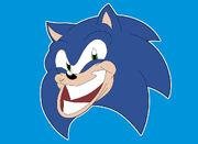 Sonic trollface by supersonicrulaa-d5esjtx