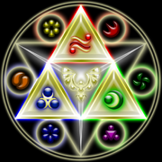 The Triforce by AceRacer