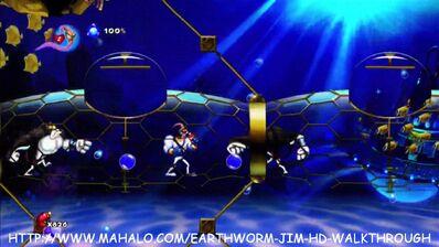 Mahalovideogames-EarthwormJimHDWalkthroughDownTheTubesTubeRace788