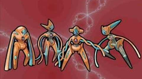 Pokemon FR LG E Deoxys Battle Music