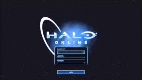 Halo Online Main Menu Soundtrack