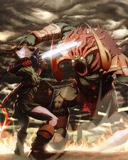 Final battle by sanj t-d3n24v2