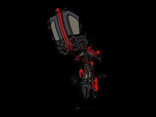 Vex concept art (assassin)