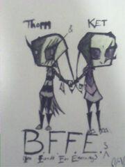 Thorn KetBFFE