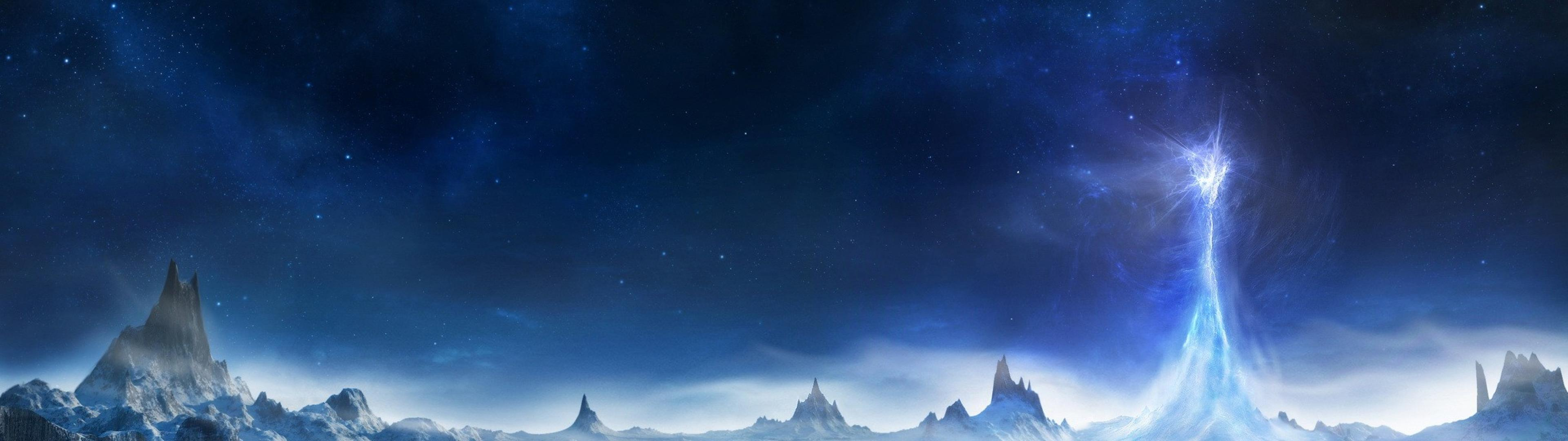Energy planet surface ice mountains fantasy 3840x1080 hd-wallpaper-4351.jpg