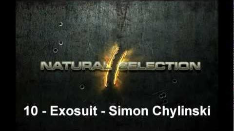 Natural Selection 2 OST Exosuit HD