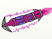 Irk rocket