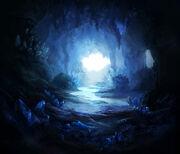 Crystal Cave 2 by firedudewraith