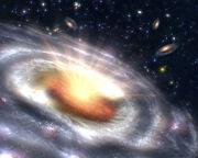 395227main quasar galaxy