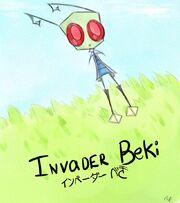 Invader Beki
